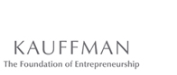 Logo de Kauffman The Foundation of Entrepreneurship.