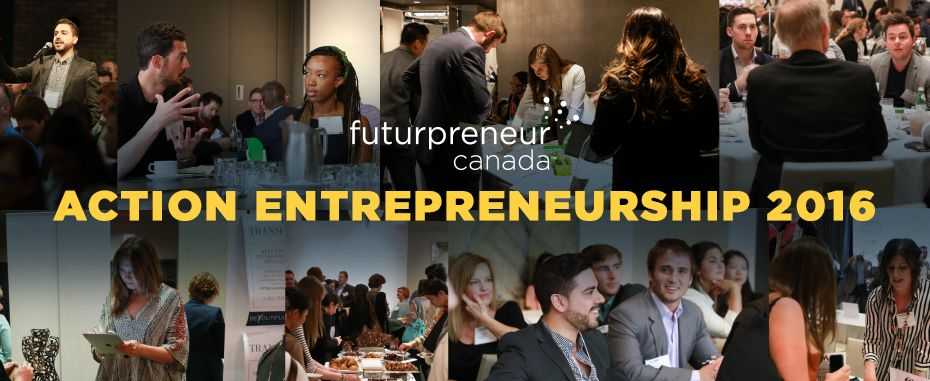 Action Entrepreneurship 2016 Banner