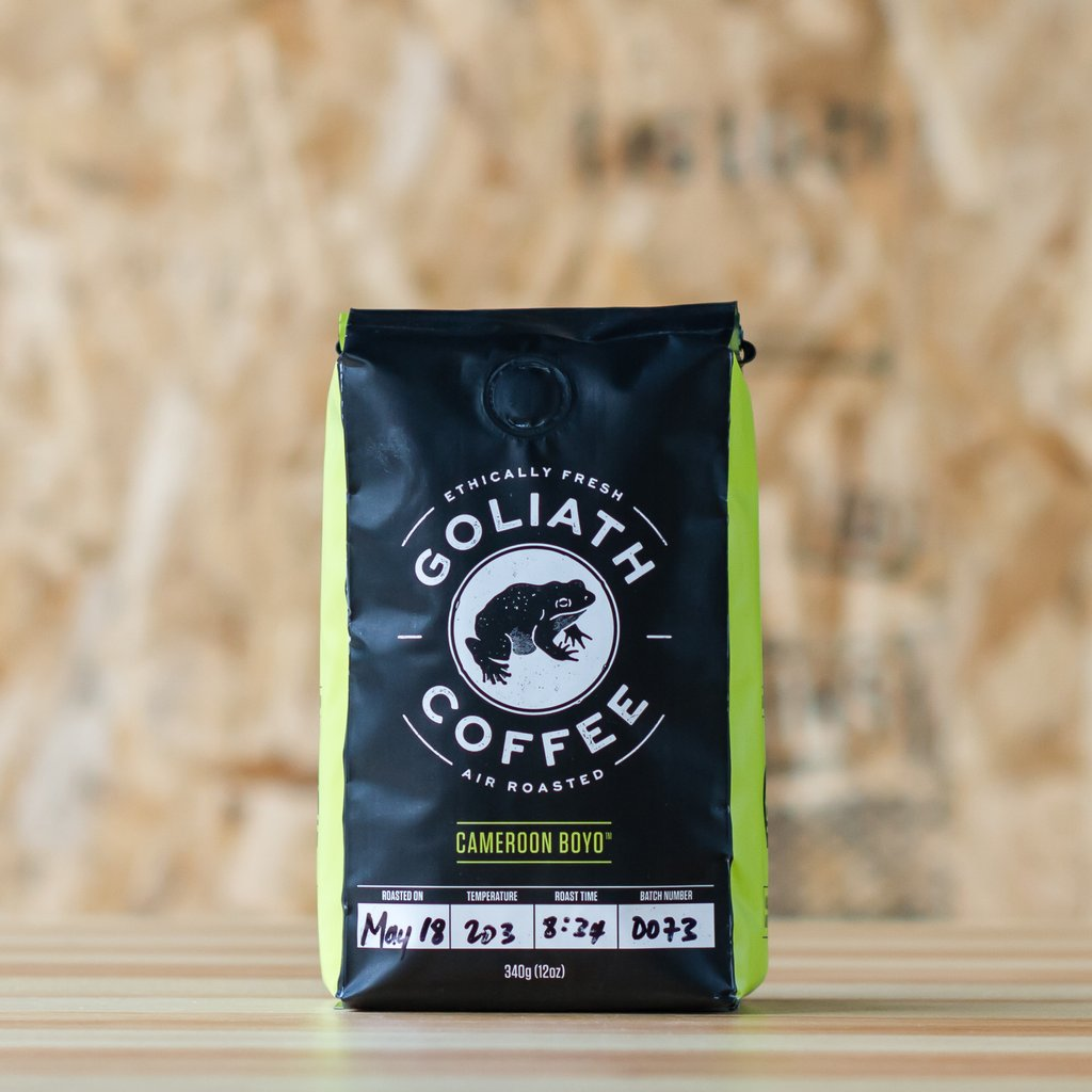 Goliath Coffee