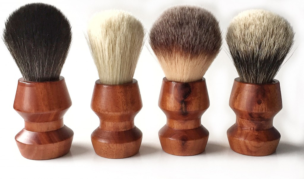 Paragon Shaving Brushes