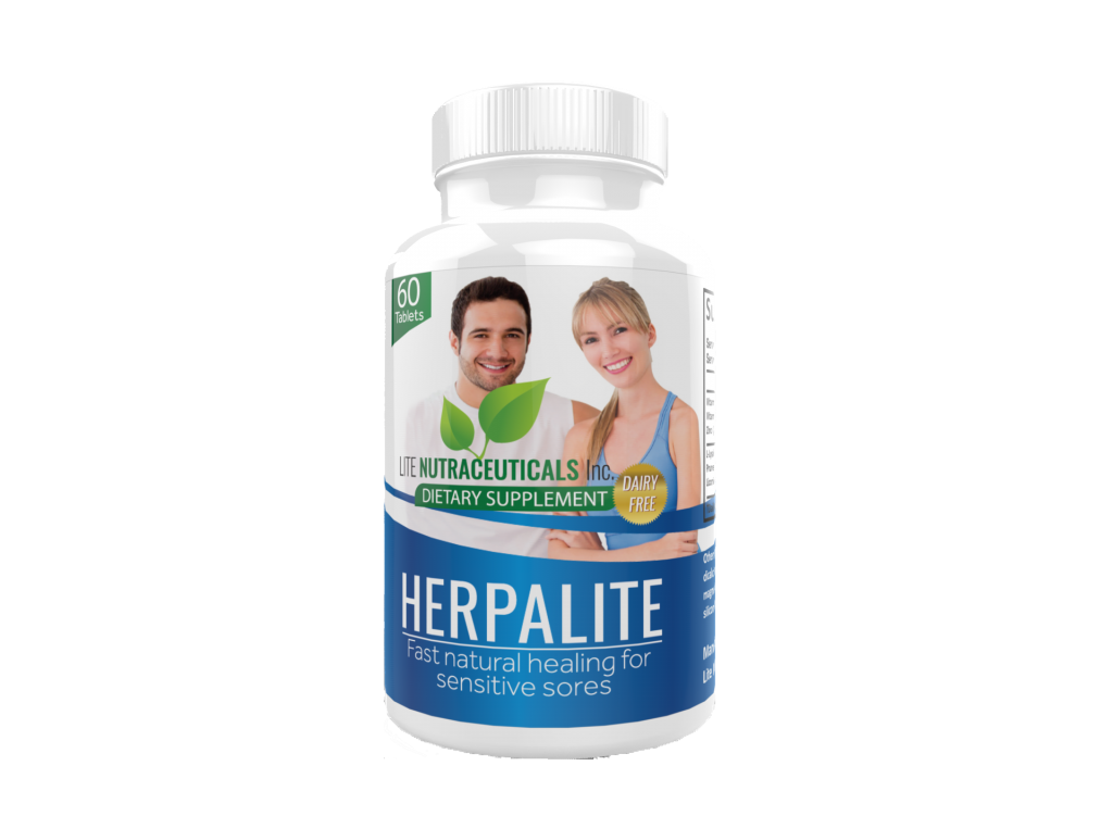 Herpalite Tablets Lite Neutraceuticals Health and Fitness