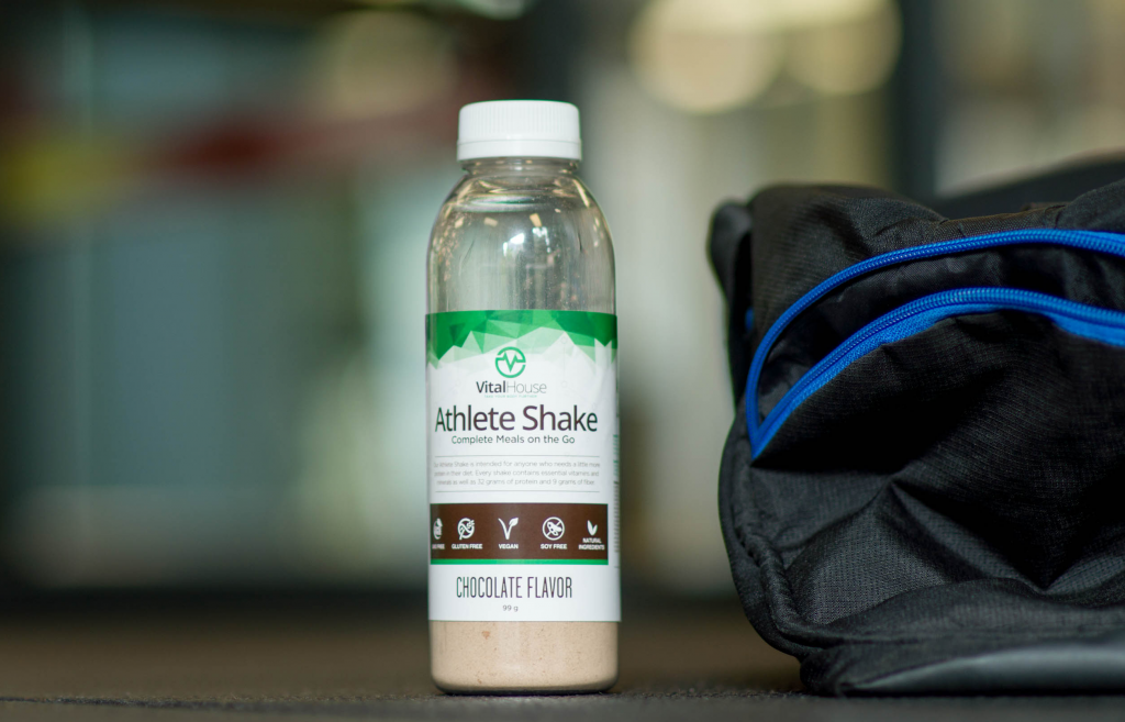 Vital House Athlete Shake