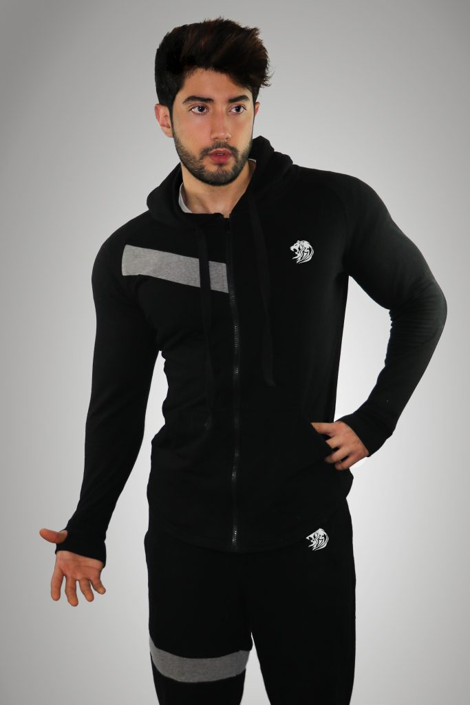 White Lion Valesco Hoodie health and fitness