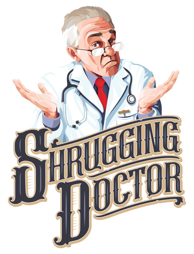 Shrugging Doctor