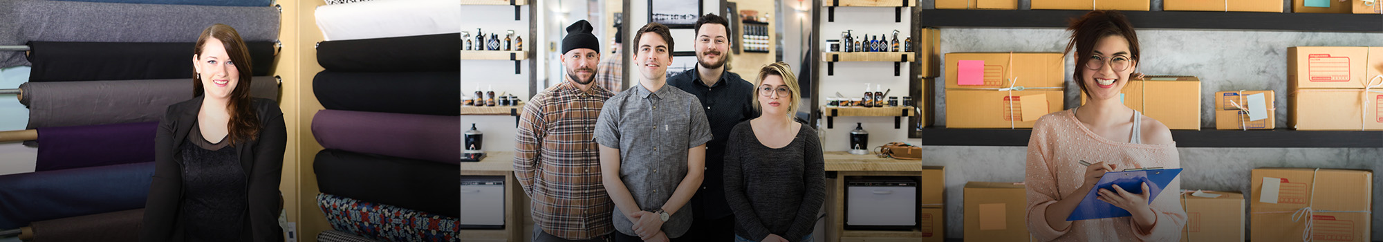 Pictures of Atlantic Canadian and Stock Entrepreneurs