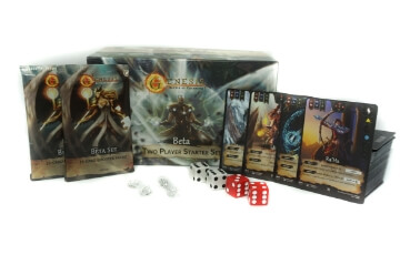 Genesis: Battle of Champions – Two Player Starter Kit