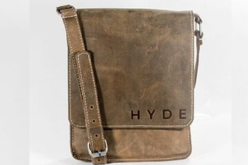 HYDE Artisan Leather Satchel