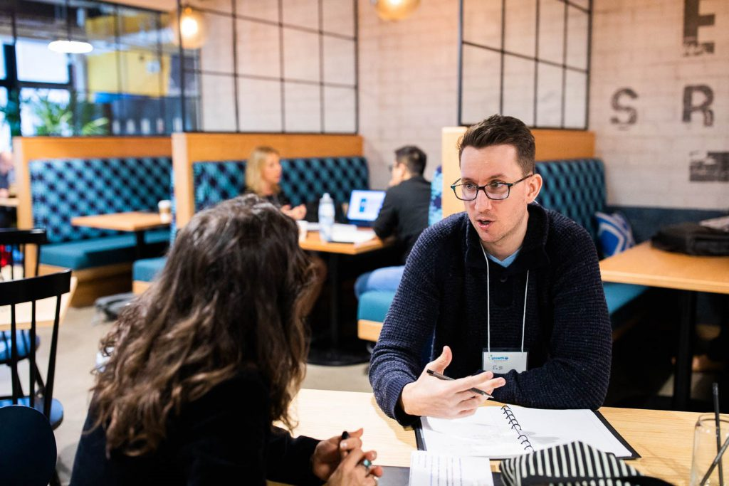Growth Accelerator Spring 2019 coaching and mentoring sessions