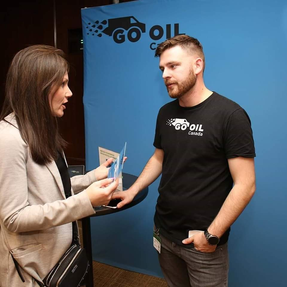 Go Oil owner and founder Jonathan Sparrow stresses the importance of fit and finding the right people for your team over instant and immediate growth