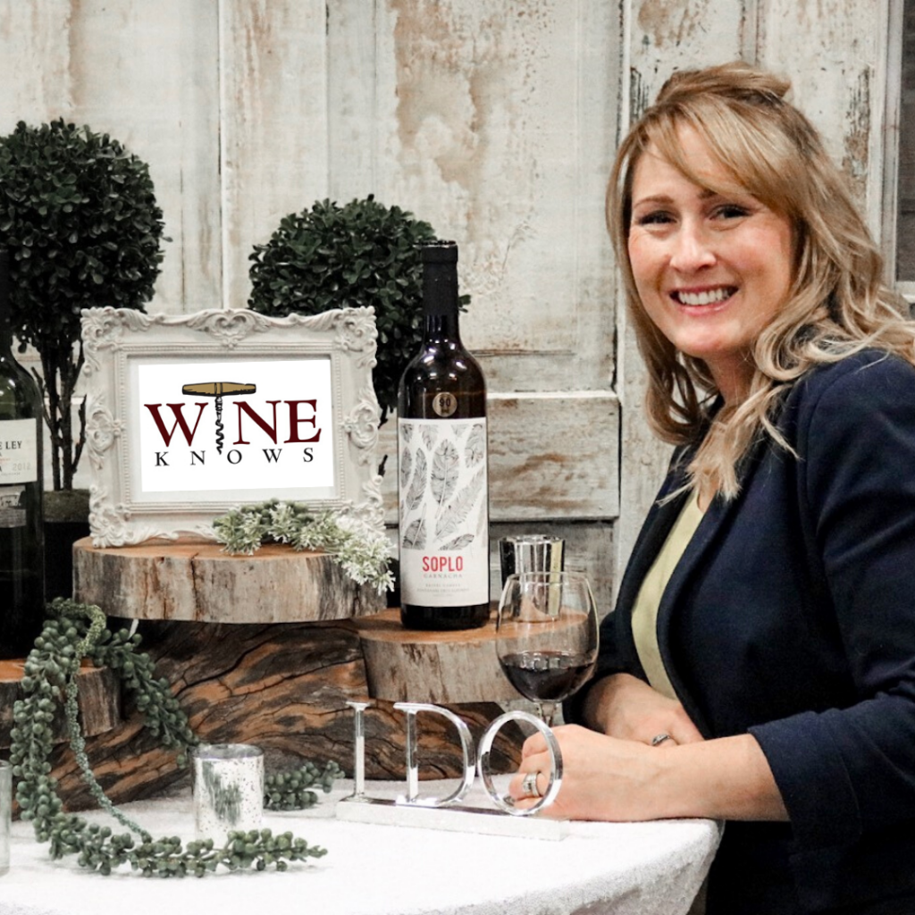 Amy Pilat, wine consultant and young entrepreneur