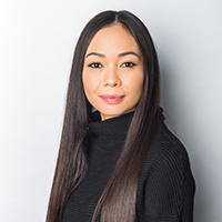 Headshot featuring Sammy Zoerb, Business Development Manager, Indigenous Young Entrepreneurs with Futurpreneur Canada for the provinces of Alberta and British Colombia