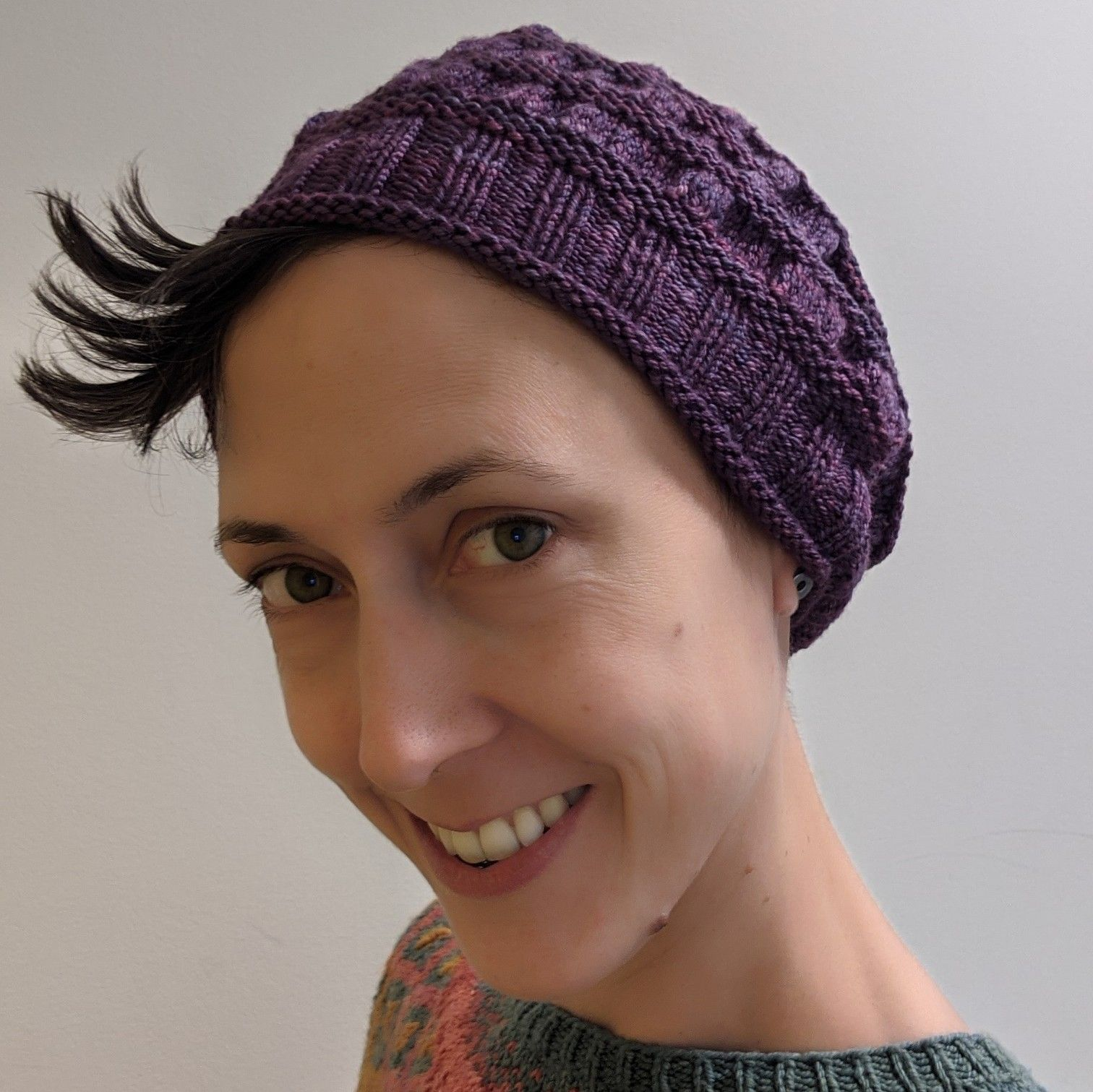 Swoogie Knitted Hat Kit