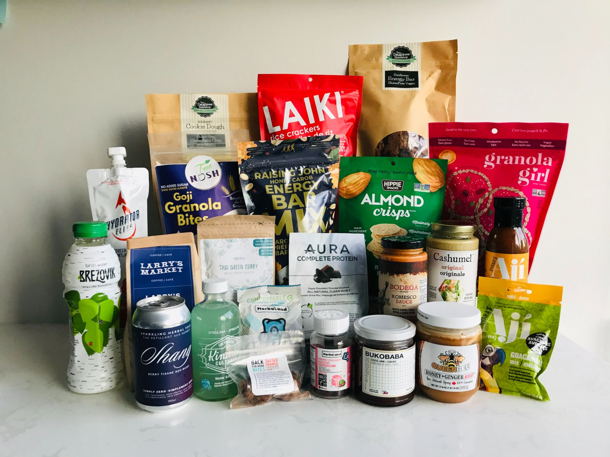 Gift Box - Healthy Goodies